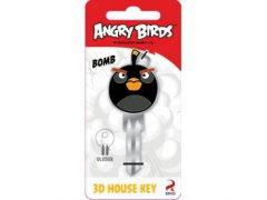 Klíč vložkový 3D Angry Birds ŽELEZÁŘSTVÍ - Klíče, autoklíče, příslušenství - Cylindrické klíče, 3D klíče