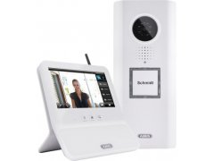 Bezdrátový video vrátný CASA31000 ELEKTRO - Alarmy, kamery, zabezpečovací systémy