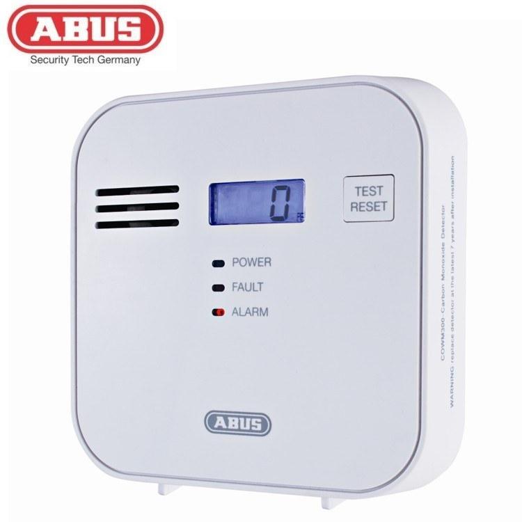 Detektor oxidu uhelnatého COWM300 - Alarmy, kamery, zabezpečovací systémy