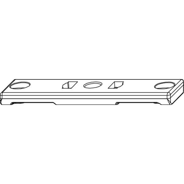 Protikus pro 24 mm omezovač úhlu otevření - Okenní aretace, otvírače