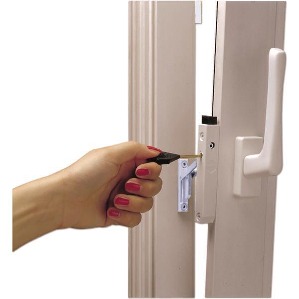 Regulátor větrání multi-vent, ocel bílá (12360) - Okenní aretace, otvírače