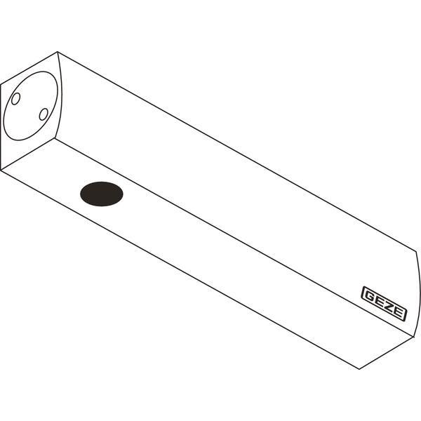 Dveřní zavírač Geze TS 4000 - Zavírače Geze