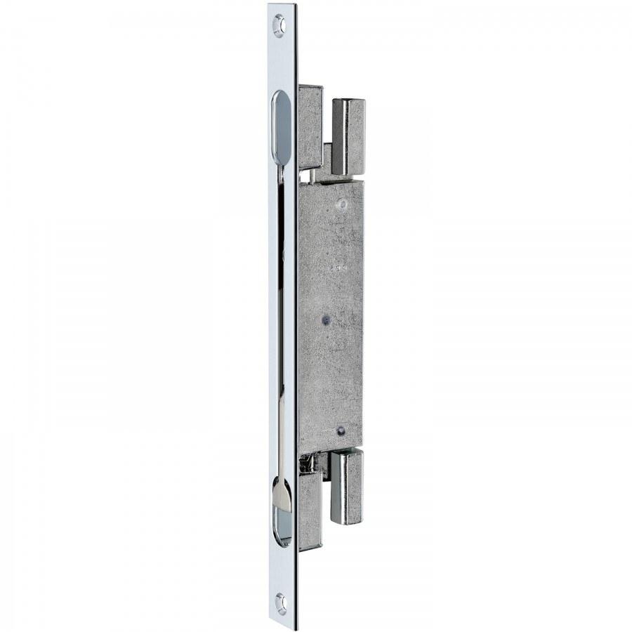 Rozvorová zástrč dveří 20, 285 x 22 x 3 mm, pozink. ocel