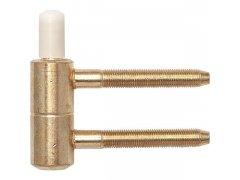 Spodní díl závěsu vhodný pro solido dřevěné zárubně, ø 16 mm, pomosazený DVEŘE - Dveřní závěsy, panty - Panty na dveře SFS