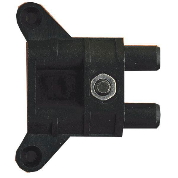 OTLAV Montážní objímka JR 519, plast černý