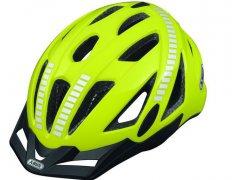 ABUS Urban-I v.2 signal yellow M (52-58 cm) MOTO A CYKLO - Cyklistické helmy - Přilby Městské a na Elektro kola