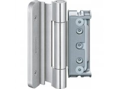 Dveř.závěs BAKA Protect 4010 3D FD MSTS +zajišt.pantů 1 sada=3 ks nerez.ocele DVEŘE - Dveřní závěsy, panty - Simonswerk