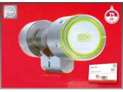 Vložka Dom Protector Basic plus DVEŘE - Cylindrické vložky - Cylindrické vložky mechatronické, elektromotorické - DOM