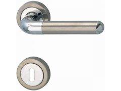 Model ZEUS DVEŘE - Dveřní kování, dveřní příslušenství - Interiérové kování - Dveřní kování mosaz - kování do 800,-