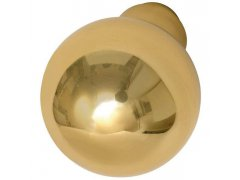 Otočná koule DVEŘE - Dveřní kování, dveřní příslušenství - Interiérové kování - Dveřní kování mosaz - kování do 600,-