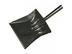 Lopatka na zametání z pozinkovaného ocelového plechu šířky 240 mm DÍLNA - Nářadí, ruční nářadí, elektrické pomůcky, ochranné pomůcky - Stavební ruční nářadí - Košťata, metly, štětky, lopatky
