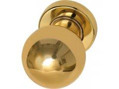 Dveřní koule DVEŘE - Dveřní kování, dveřní příslušenství - Interiérové kování - Dveřní kování mosaz - kování do 800,-