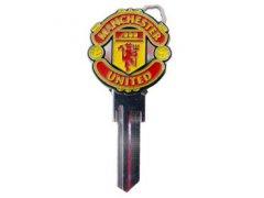 Klíč FC MANCHESTER UNITED ŽELEZÁŘSTVÍ - Klíče, autoklíče, příslušenství - Cylindrické klíče, 3D klíče