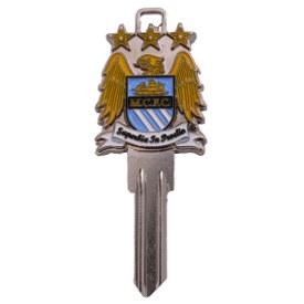 Klíč FC MANCHESTER CITY - Cylindrické klíče, 3D klíče