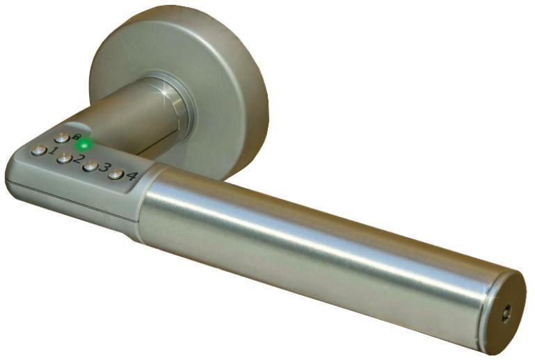 Elektronická klika MUL-T-LOCK CODE-IT - Alarmy, kamery, zabezpečovací systémy