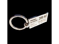 Ochrané klíčenky Luxury ŽELEZÁŘSTVÍ - Klíče, autoklíče, příslušenství - Příslušenství, přívesky, visačky