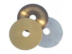 Krytka pro dveřní kukátko 70, 14,5 mm, mosaz patinovaná DVEŘE - Dveřní kukátka