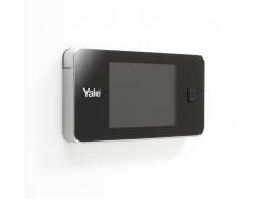 Dveřní digitální kukátko YALE (STANDARD 500) DVEŘE - Dveřní kukátka - Dveřní kukátka digitální