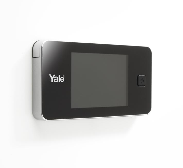 Dveřní digitální kukátko YALE (STANDARD 500)