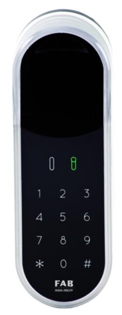PIN klávesnice Entr - Mul-t-lock, Fab ENTR