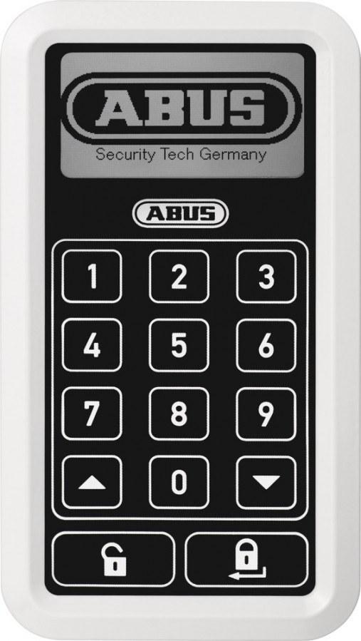 HomeTec Pro CFT 3000 klávesnice - Dom, Abus, Kaba, Evva