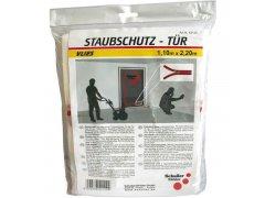 Ochranné dveře proti prachu 1,10 x 2,20 m DÍLNA - Nářadí, ruční nářadí, elektrické pomůcky, ochranné pomůcky - Stavební ruční nářadí - Malířské pomůcky