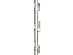 Zámek KFV 2750 - samozamykací ŽELEZÁŘSTVÍ - Zámky - Zámky lištové, vícebodové - Zámky lištové KFV a příslušenství - Zámky lištové KFV