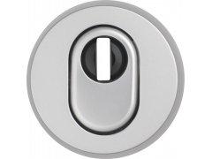 Přídavná rozeta Abus RHZS415 F1 Dveře - Dveřní kování, dveřní příslušenství - Bezpečnostní kování - Bezpečnostní rozetové kování, přídavné kování