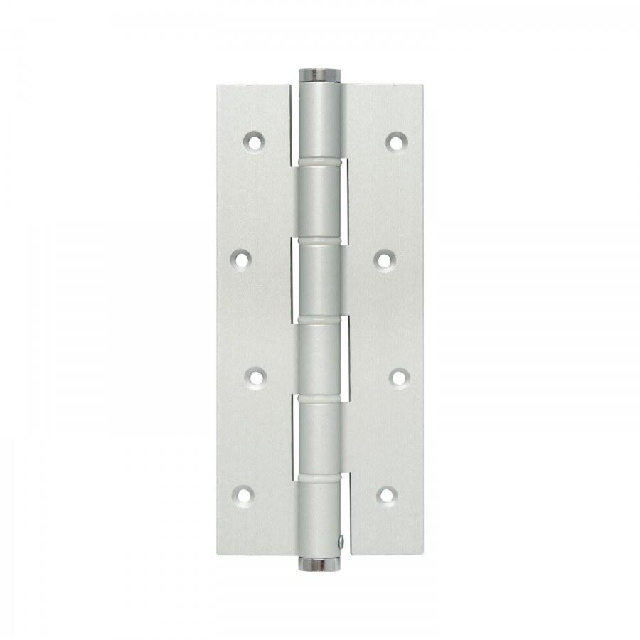 Jednosměrný závěs kyvných dveří, válečky Ø 16 mm, výška 180