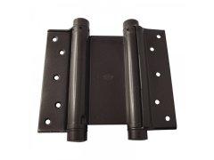 Dvousměrný závěs kyvných dveří, vel. 33, ocel podobná RAL 8017 DVEŘE - Dveřní závěsy, panty - Dveřní závěsy pro kyvné dveře