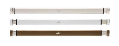 Celoplošná závora 1550S 800mm - Dveřní závory na jednokřídlé dveře