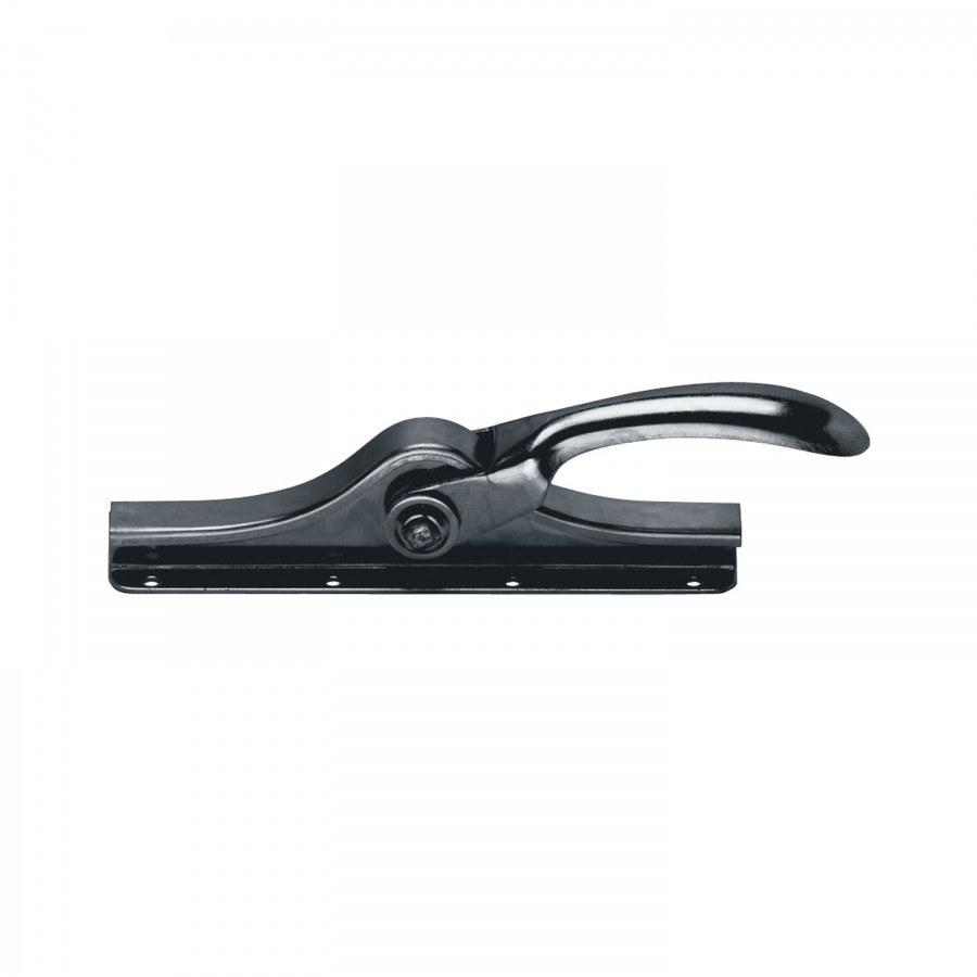 Vratová rozvor.zástrč k našroubování, 10x10 mm, zdvih 20 mm, ocel pozink - Pákový uzávěr, zástrče