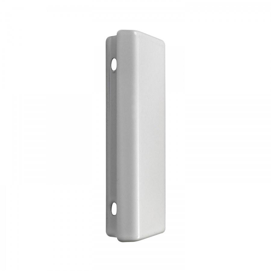 Balkónová úchytka (30719), hliník bílý - balkónové