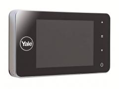 Dveřní digitální kukátko YALE (4500 MEMORY+) DVEŘE - Dveřní kukátka - Dveřní kukátka digitální