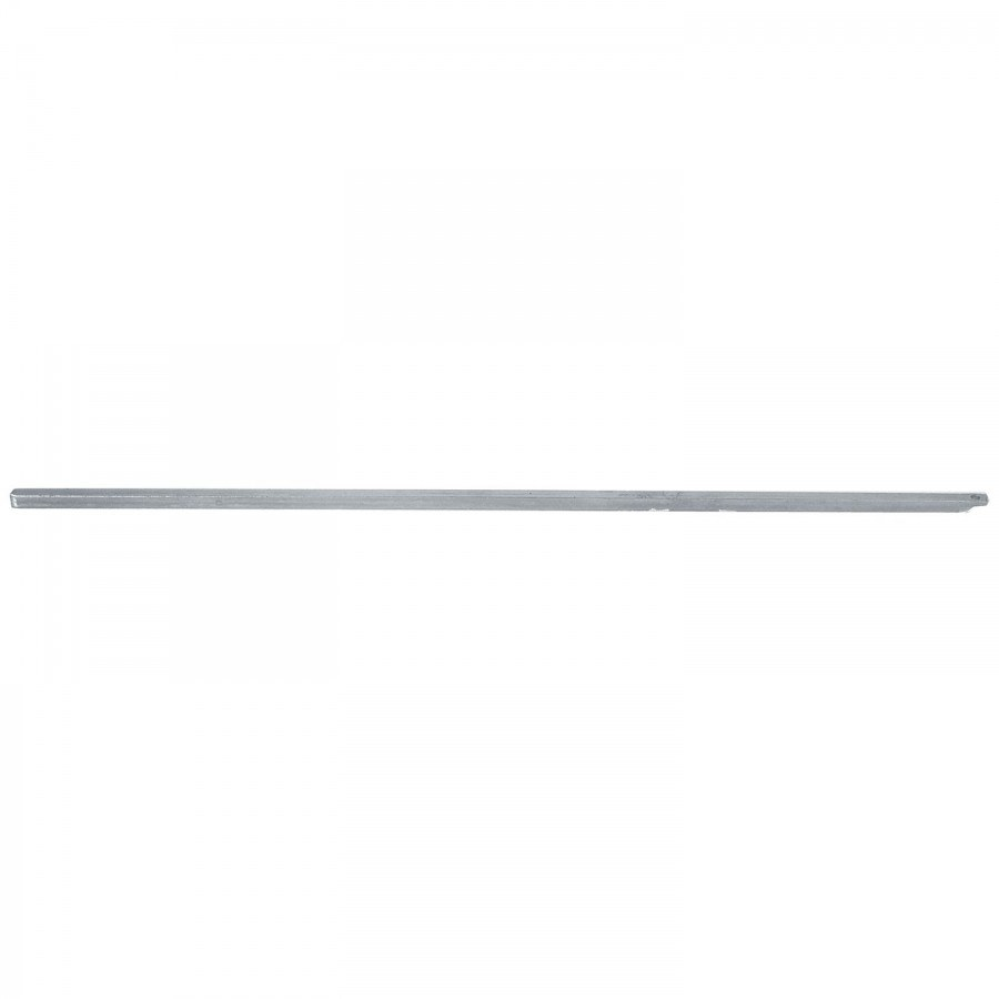 Hranatá rozvorová tyč, 1000 x 10 x 10 mm, ocel pozink