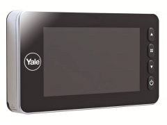 Dveřní digitální kukátko YALE 5800 DVEŘE - Dveřní kukátka - Dveřní kukátka digitální