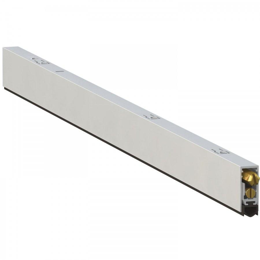 dveřní padací práh T017 - 530 x 12,5 x 28,5mm - Dveřní těsnění, prahy, těs. kartáče