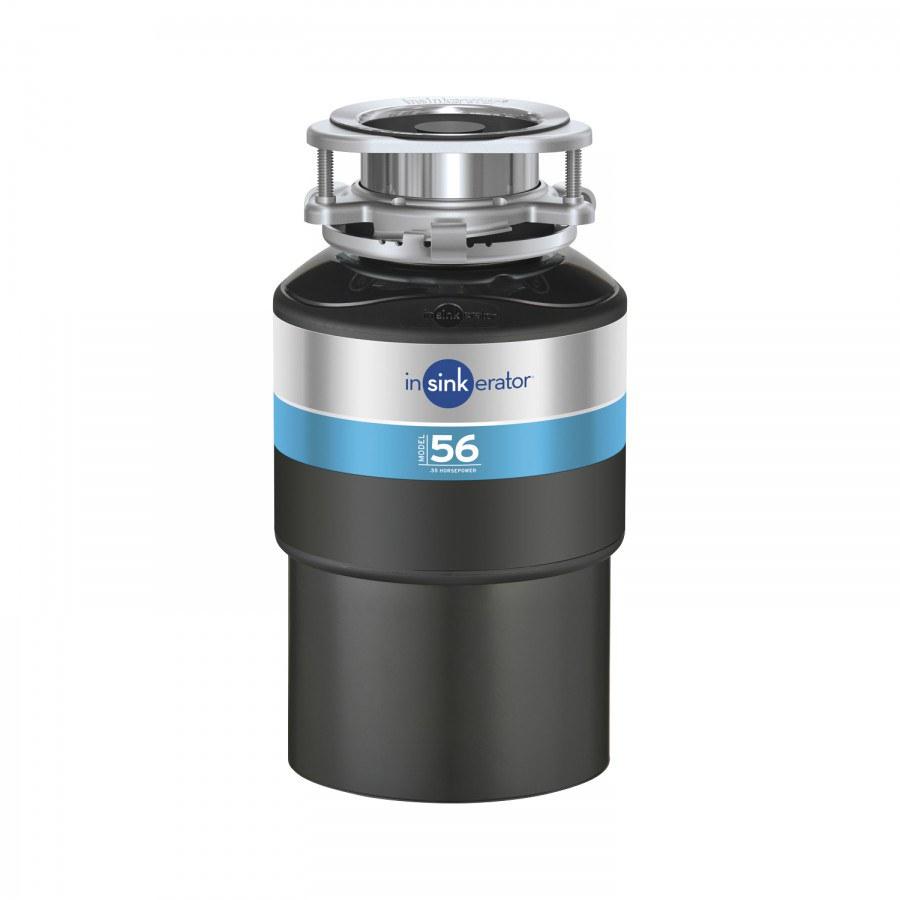 Drtič odpadků model ISE 56, 0,55 PS, s pneumatickým spínačem - Likvidace kuchyňských a jídelních zbytků