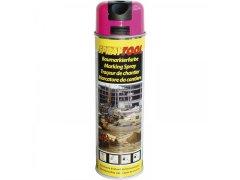Značkovací sprej neonový 500ml ŽELEZÁŘSTVÍ - Chemicko-technické výrobky - Technické aerosoly - Antikorozní ochranné prostředky