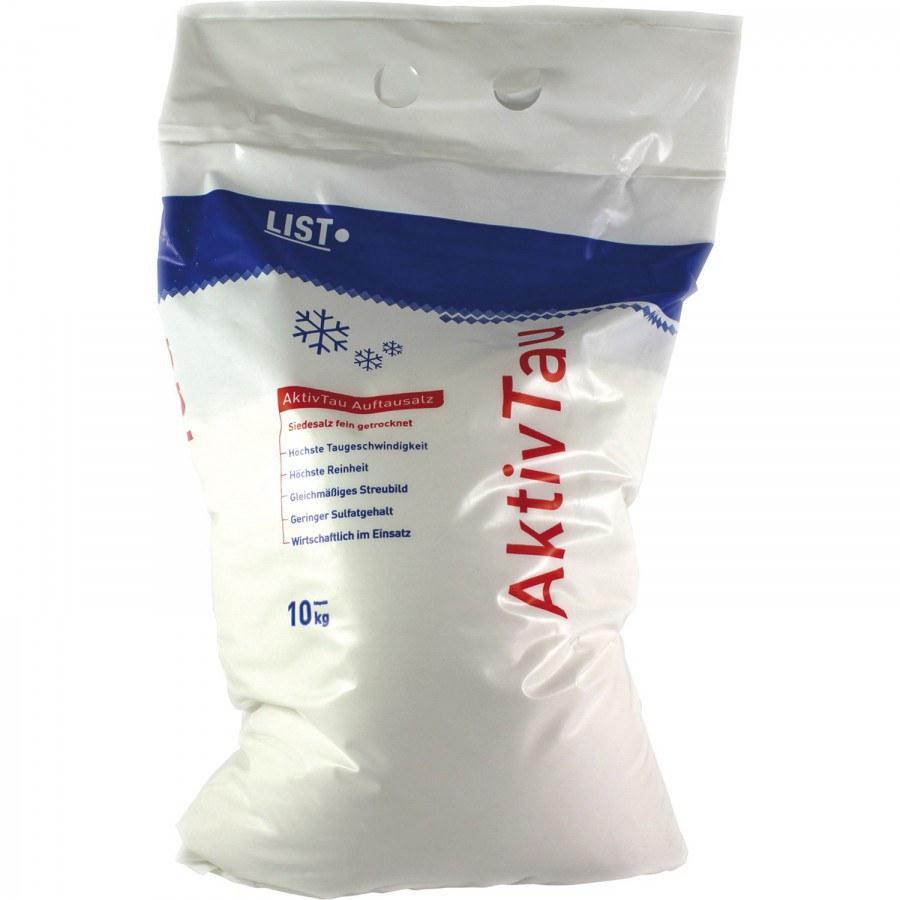 Posypová sůl 10 kg - Antikorozní ochranné prostředky
