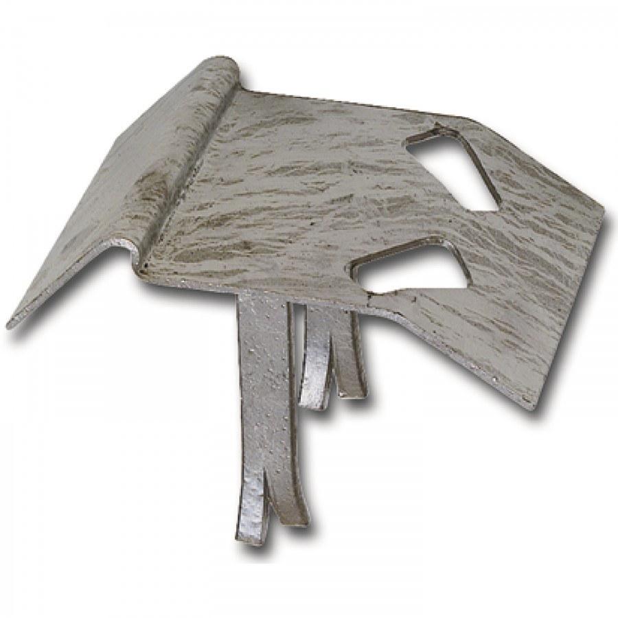 Spodní náběhový protikus 130, ocel pozinkovan - Zahradní zástrče, uzávěry