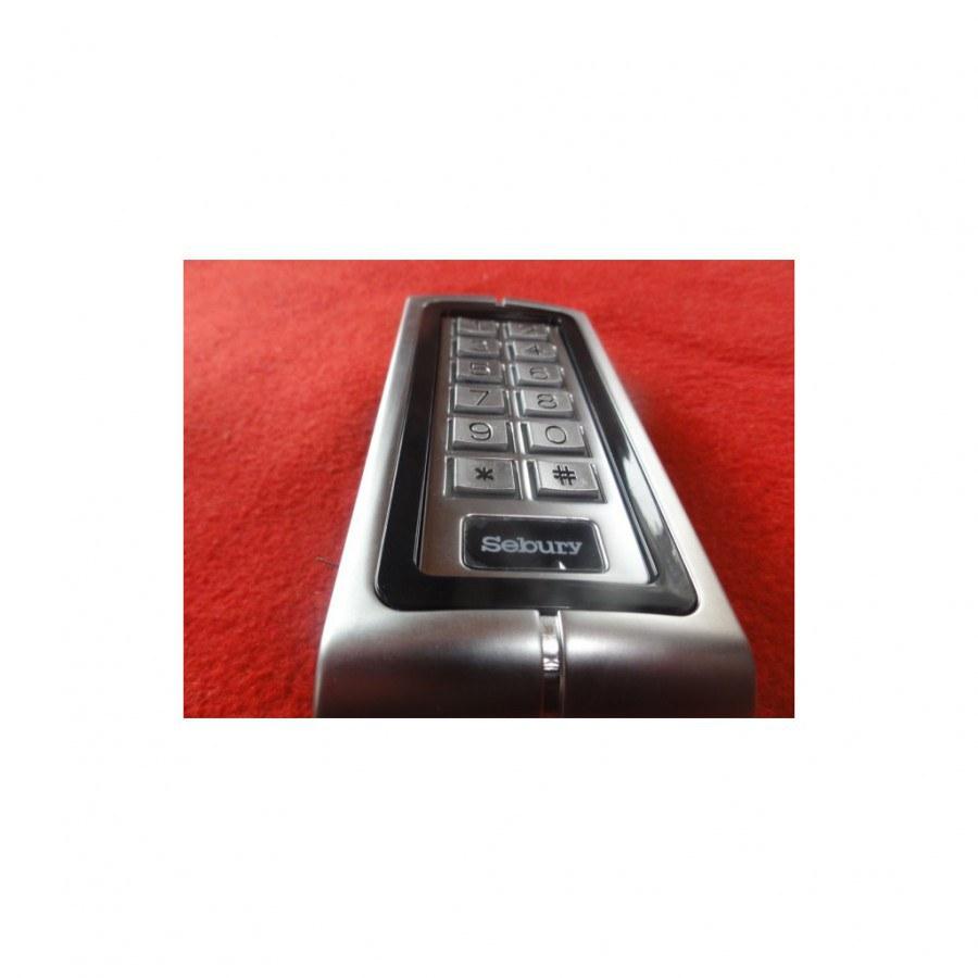 Vodotěsná venkovní klávesnice s čtečkou RFID čipů - Čtečky