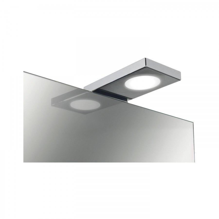 Svítidlo pro zrcadlo Win-Top 3,5 W, 12 V/DC. 4000 K neutrálně bílá IP44, chrom