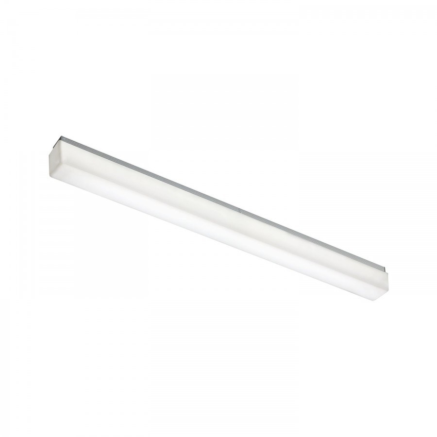 Přídavné světlo Stratos 5,5W, D 415 x Š 38 x V 56 mm, IP44 WW, hliník, 230V