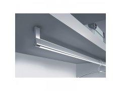 LED-svítidlo na šatní tyč Goccia Sensor, 3,84 W, neutrálně bílá, délka 1060 mm, Elektro - Světelný desing a technika - LED svítidla - Ložnice