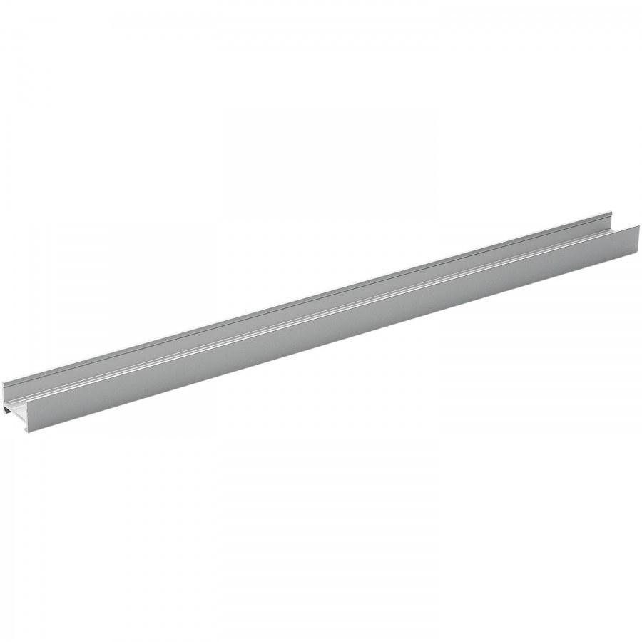 Hliníkový profil MEC-3 šikmý 3000 mm, elox | ELEKTRO