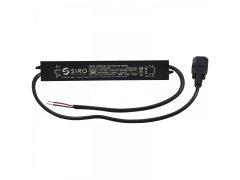 SL-síťový zdroj 24W, 24 V/DC, d: 210 mm, š: 30 mm, v: 20 mm Elektro - Světelný desing a technika - LED svítidla - SL světelný systém