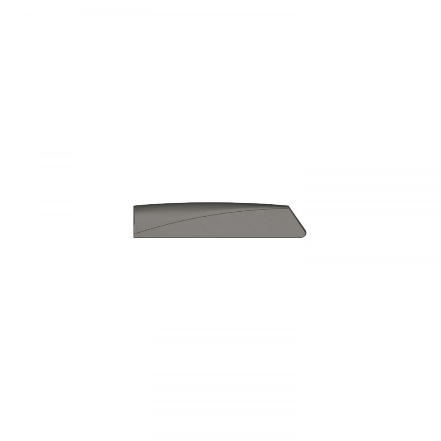 K-Push Tech adaptér 37mm, antracit - Tlumící prvky a těsnící profily