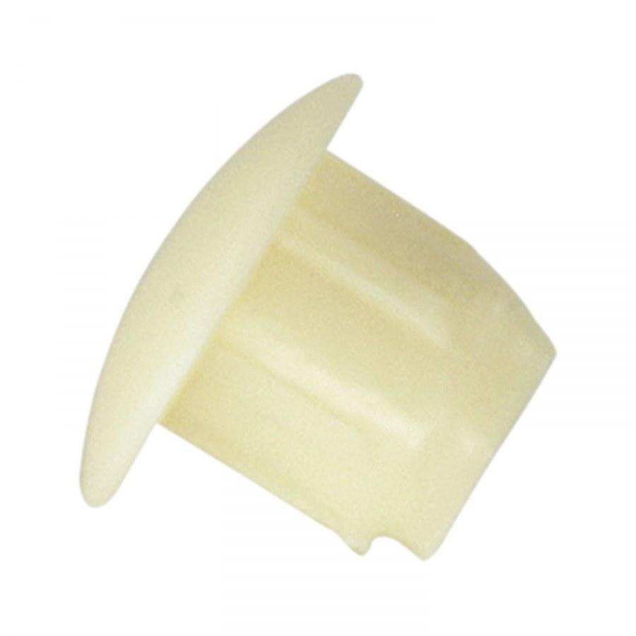 Tlumící narážecí čočka TD1, ø9, plast béžový - Tlumící prvky a těsnící profily