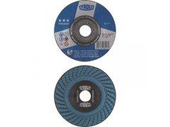 TYROLIT Rondeller Premium*** 115 mm zrno 60 pro kov DÍLNA - Nářadí, ruční nářadí, elektrické pomůcky, ochranné pomůcky - Broušení a řezání - Brusné a řezací příslušenství